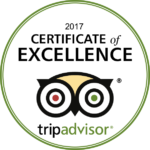 Cafe Revolucion - 2017 Certificate of Excellence